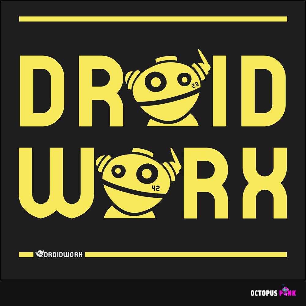 Octopus PINK | Droidworx